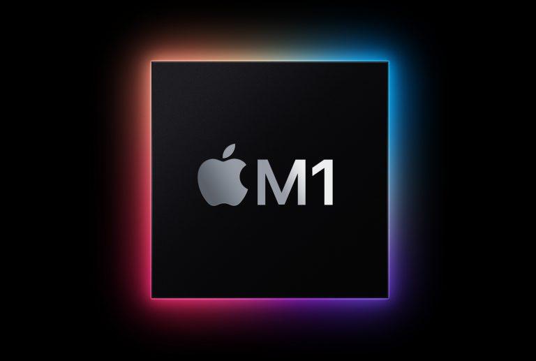 Apple M1チップ